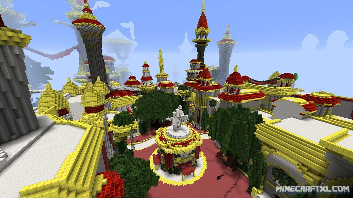 Crafting azeroth map download for minecraft 1817 crafting azeroth map gumiabroncs Image collections