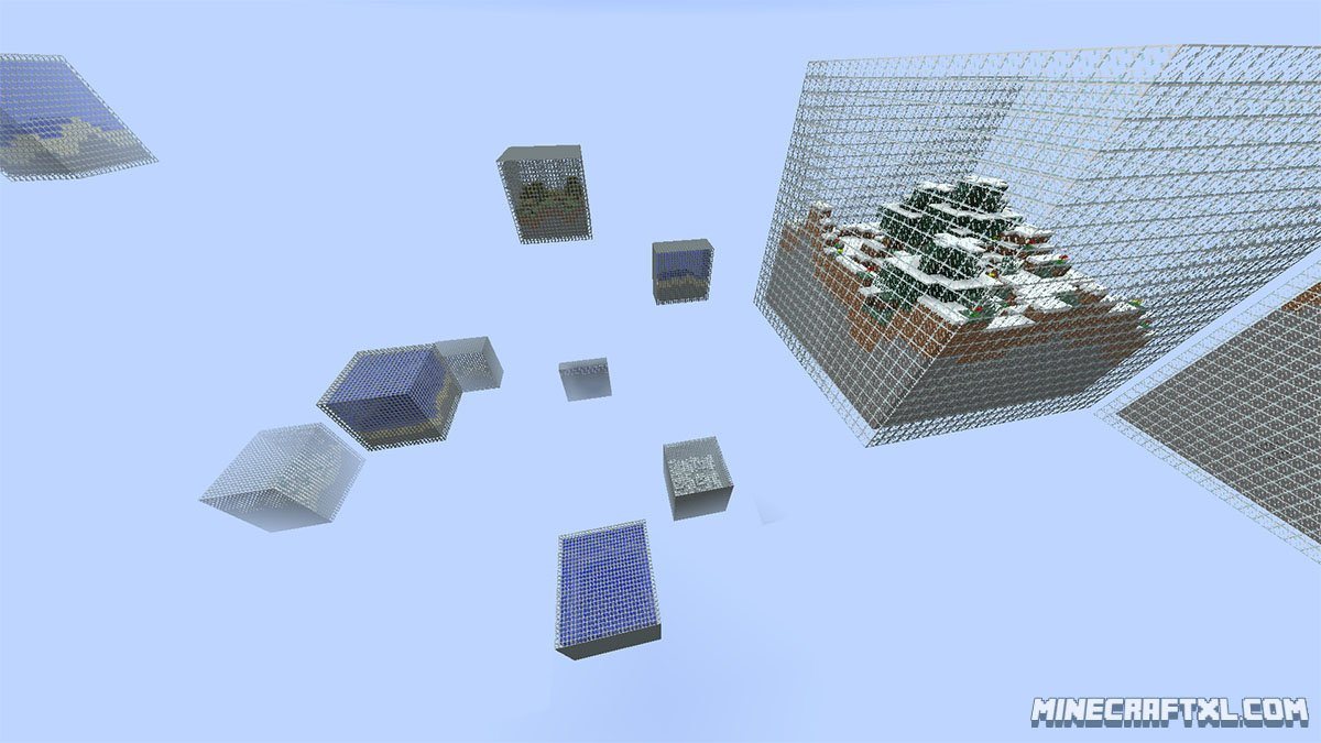 Cube world generator mod download for minecraft 172 cube world generator mod gumiabroncs Images