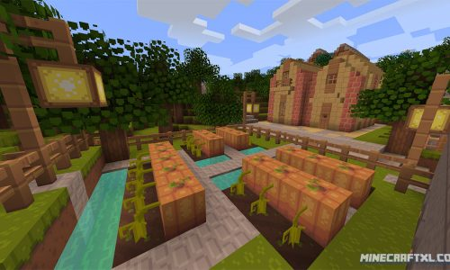 Dandelion Resource Pack for Minecraft 1.8/1.7/1.6