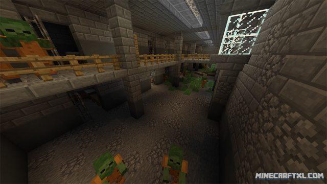 Dead Prison 2 Map