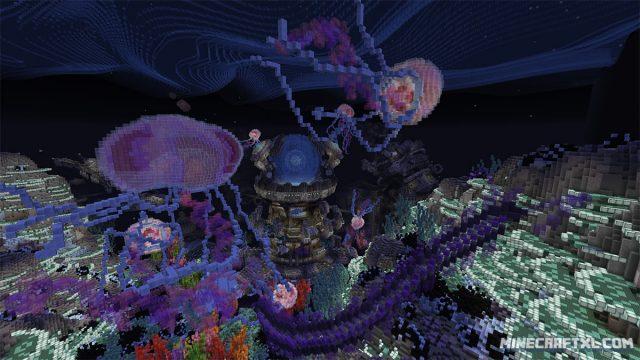 Deep Sea Map