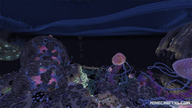 Deep Sea Map