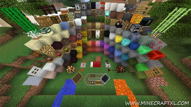 Default Texture Pack