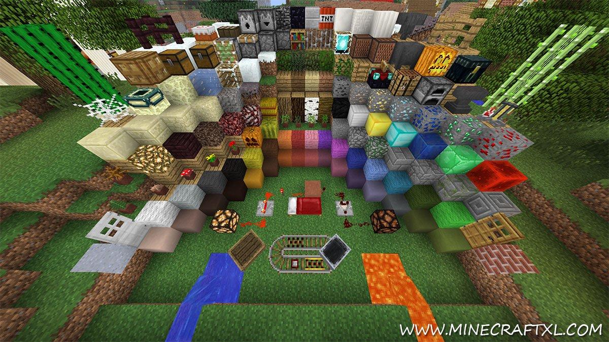 Minecraft Texture Packs Like Default
