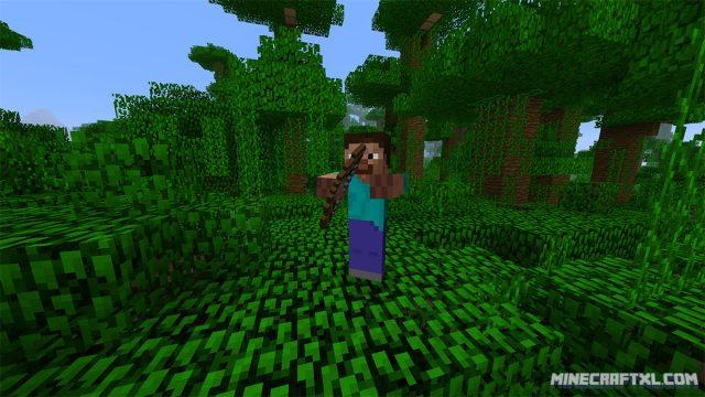 Defender Mod for Minecraft