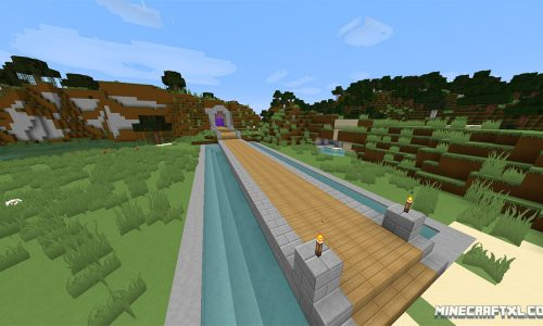 Defscape Resource Pack for Minecraft 1.8/1.7