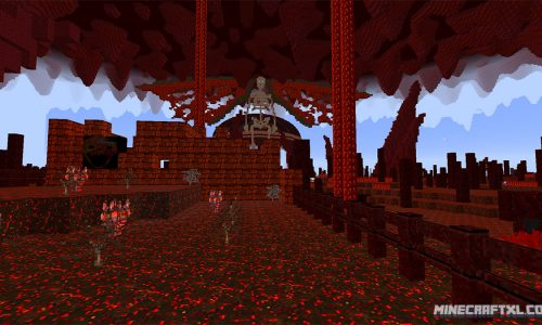 Dimension Jumper 2 Map for Minecraft 1.8