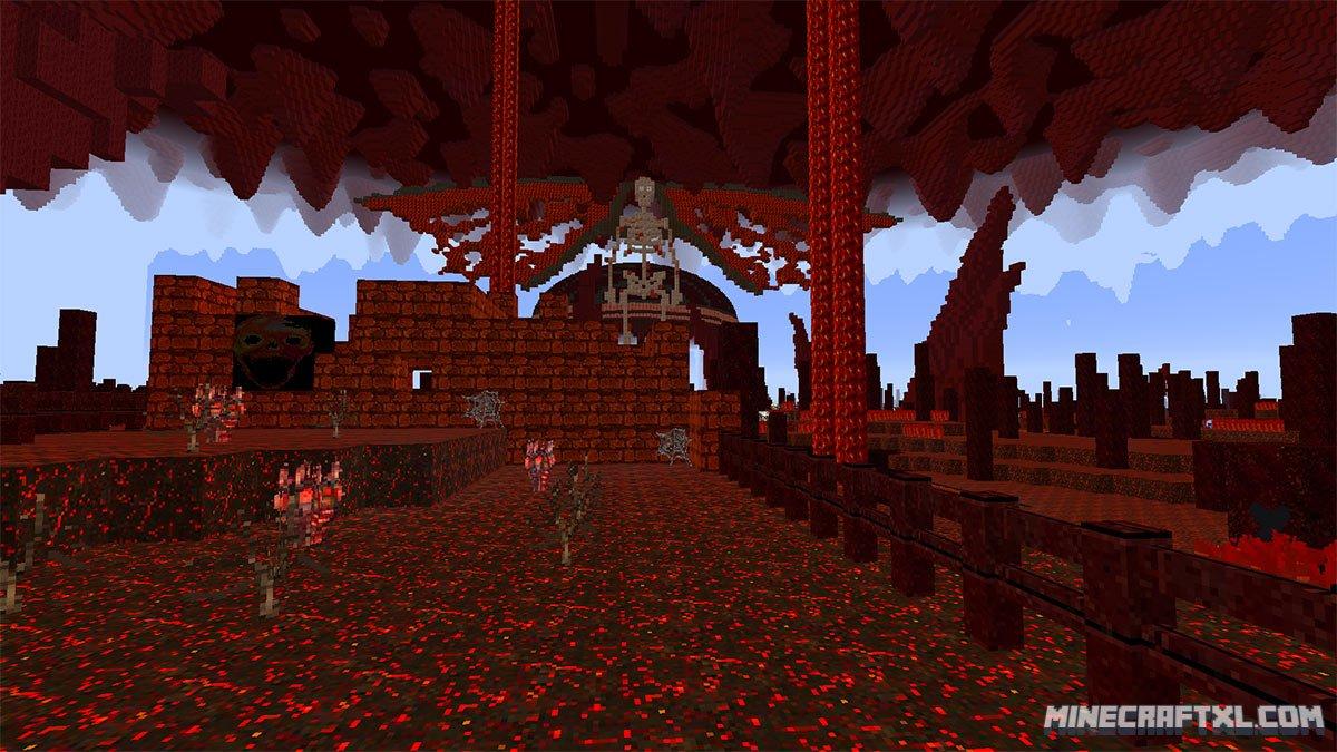 Minecraft Dimensions Minecraft Server