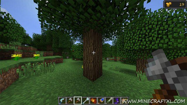 Minecraft Dota 2 weapons mod