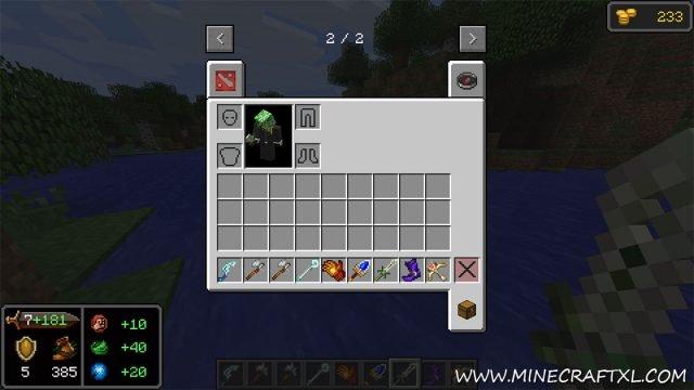 Dota 2 weapons mod
