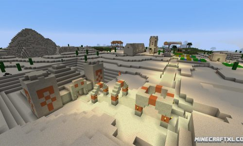 DurzoCraft Resource Pack for Minecraft 1.8