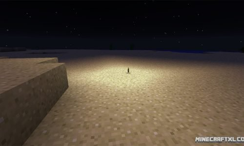 Dynamic Lights Mod for Minecraft 1.8/1.7.10