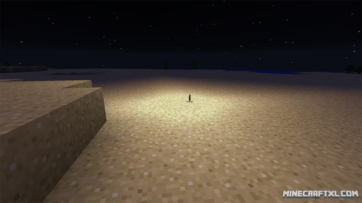 Dynamic Lights Mod Download for Minecraft 1 8/1 7 10
