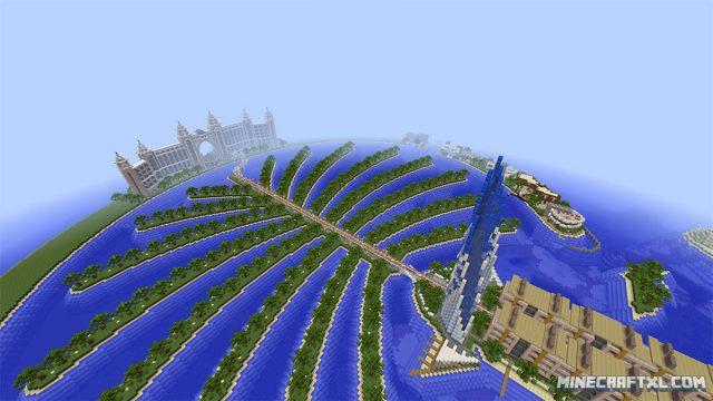 E-Land Map