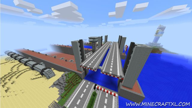 Elcdragons Town Map