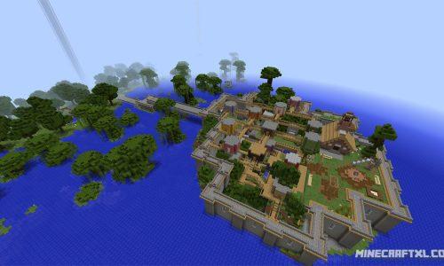 Enderbent Evolved Map for Minecraft 1.8