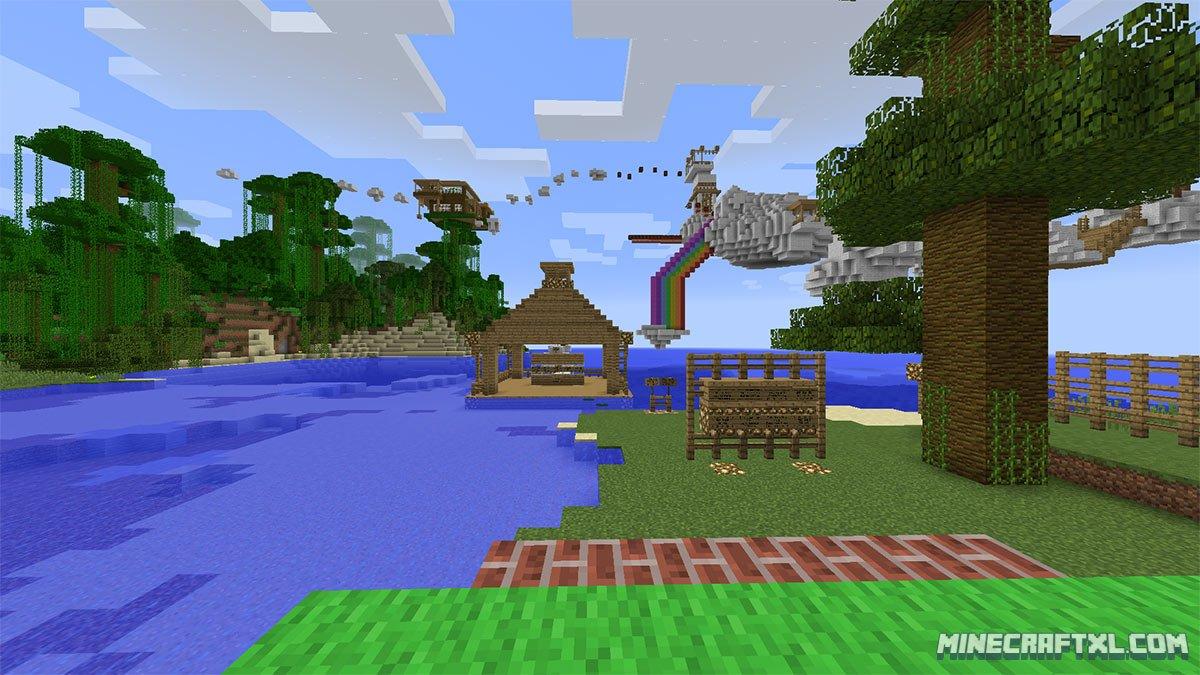 Jump Карты для Minecraft