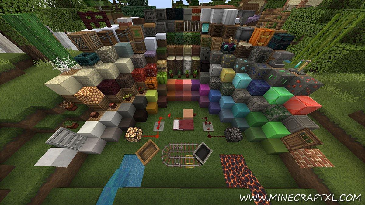 Скачать Minecraft | Майнкрафт 1.13, 1.12, 1.11, 1.10, 1.9 ...