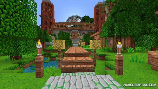 Eronev Mansion Adventure Map