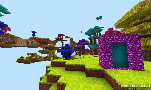 Eternal Isles Mod for Minecraft 1.7.2