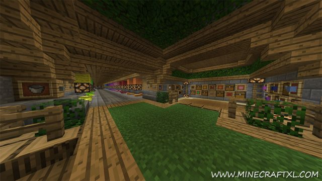 Ethos LP World for Minecraft