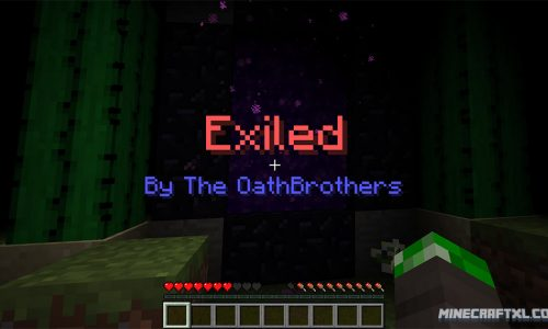 Exiled Map