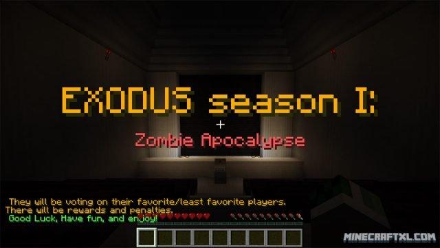 Exodus Map