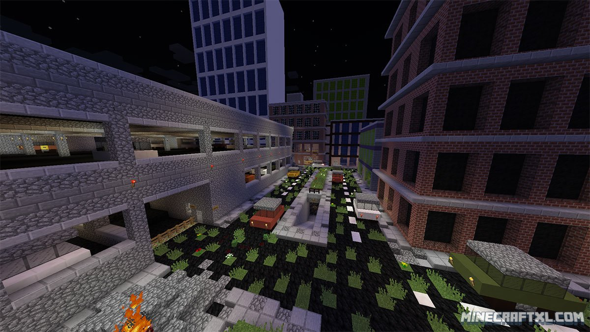 Exodus Season 1 Map Download for Minecraft 1.8