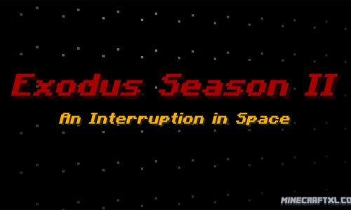 Exodus Season 2 Map for Minecraft 1.8