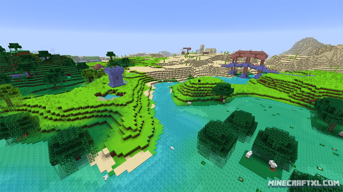 Fezr Resource Texture Pack Download For Minecraft 1 8