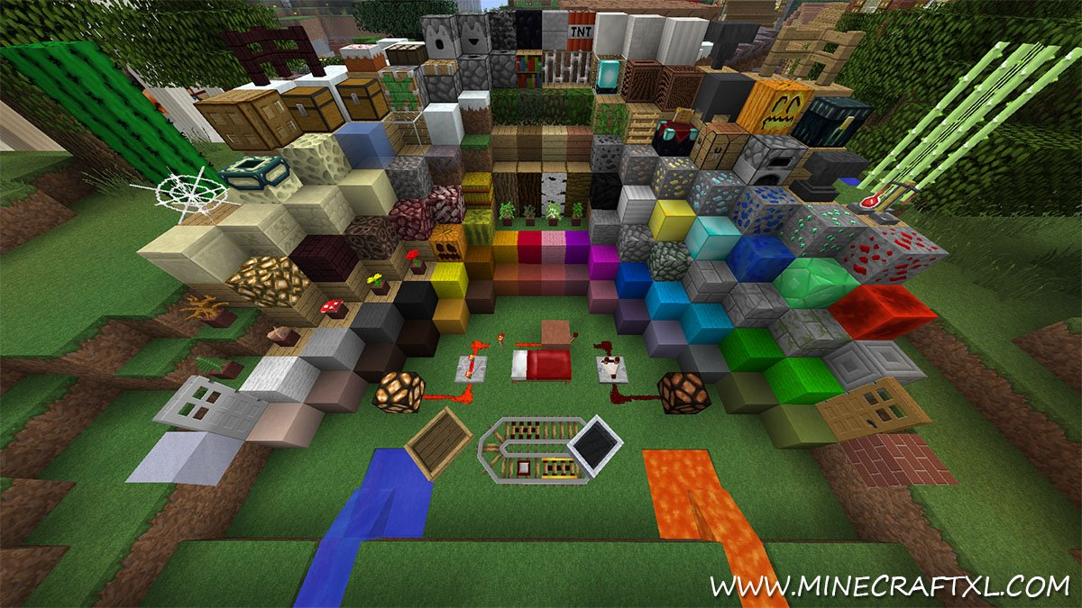 Faithful Texture and Resource Pack Download for Minecraft 1 6 4/1 6 2