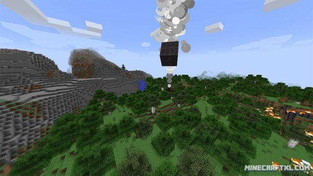 Falling Meteors Mod