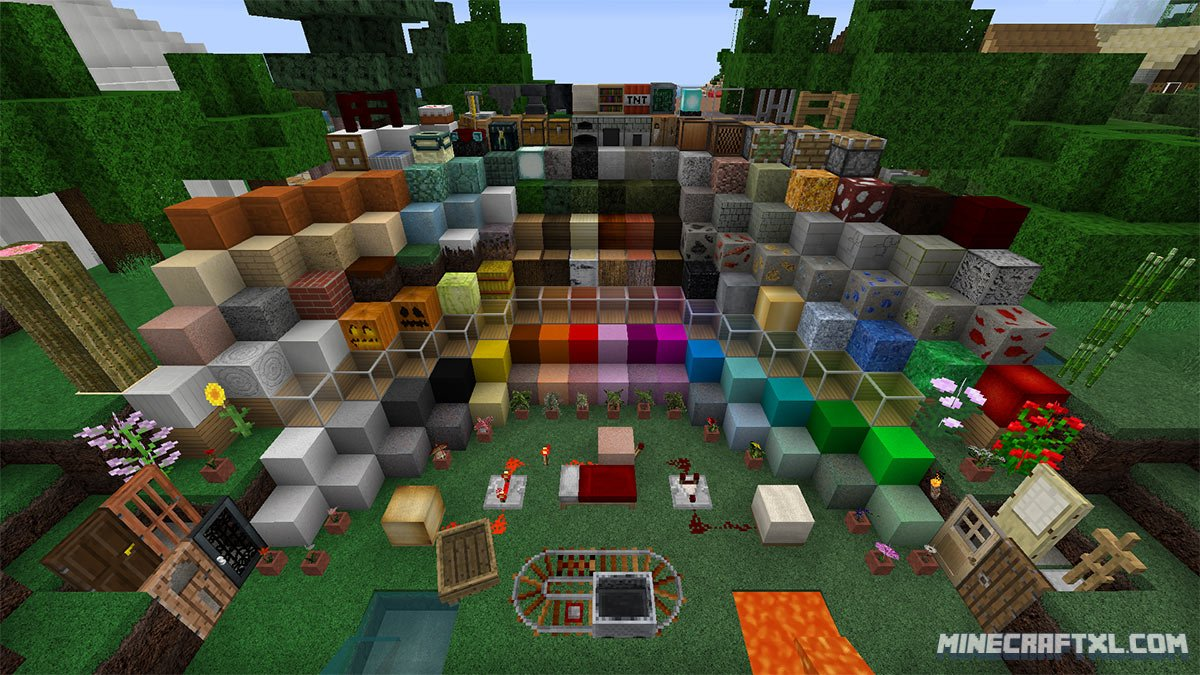 Realistic resource pack 1.8