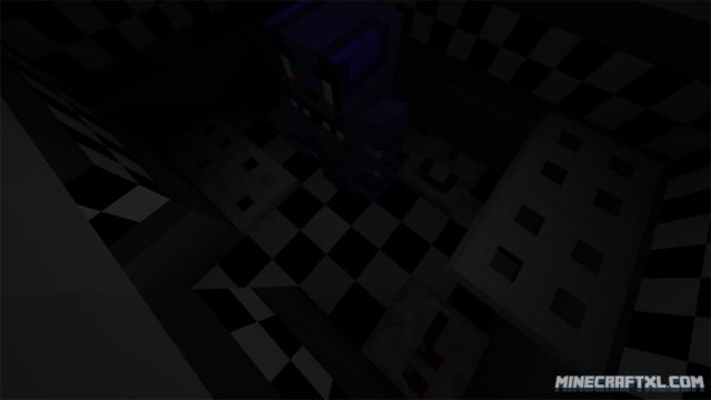 Five Nights at Freddy's Map