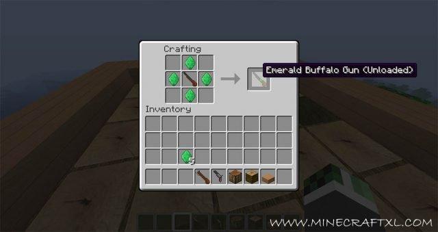 Flintlock guns mod