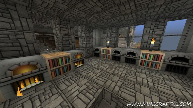 Flows HD Resource pack for Minecraft