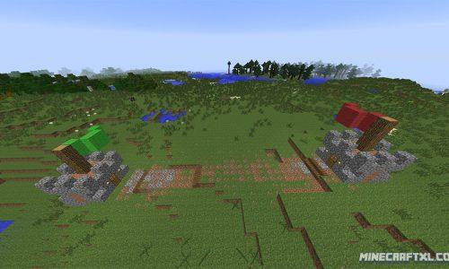 Footpaths Mod for Minecraft 1.7.2
