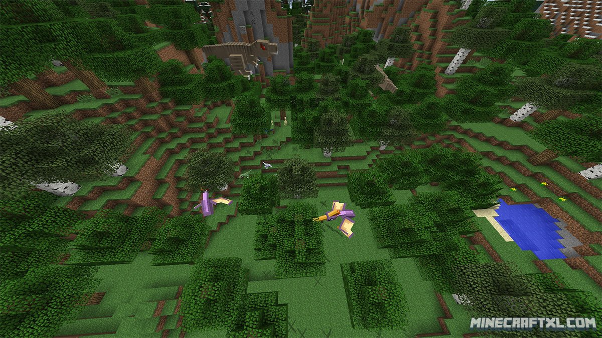 Fossils and Archeology Mod for Minecraft 1 7 10