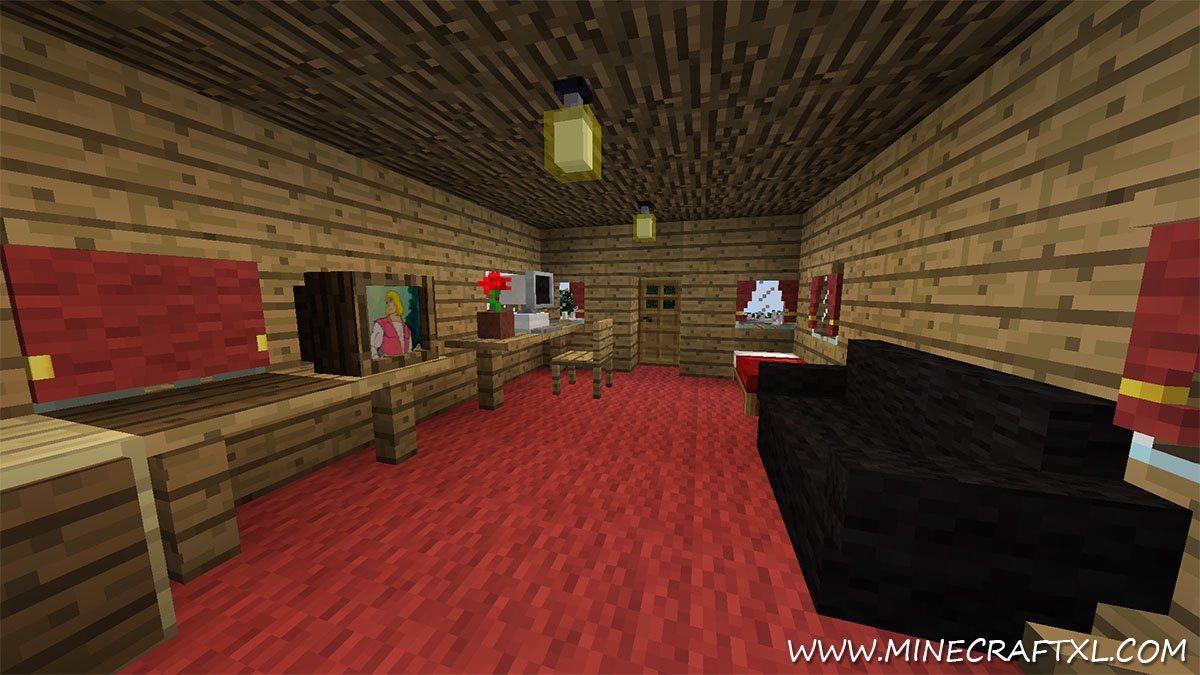 Furniture mod download for minecraft 1 for 10 living room designs minecraft