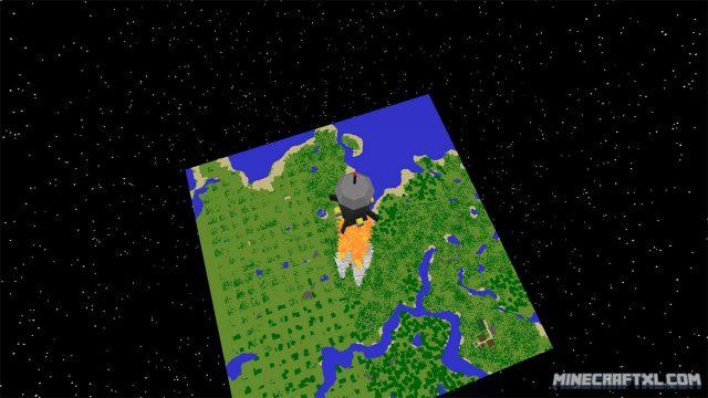 Galacticraft 3 Mod