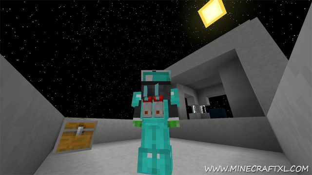Galacticraft Mod