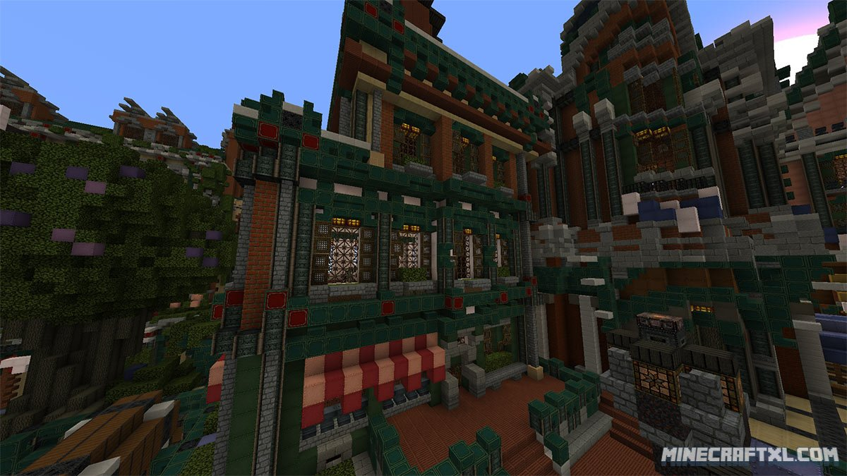 Glimmar S Steampunk Resource Texture Pack For Minecraft 1