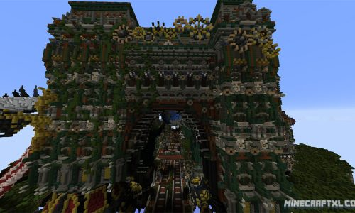Glimmar's Steampunk Resource Pack for Minecraft 1.7/1.6