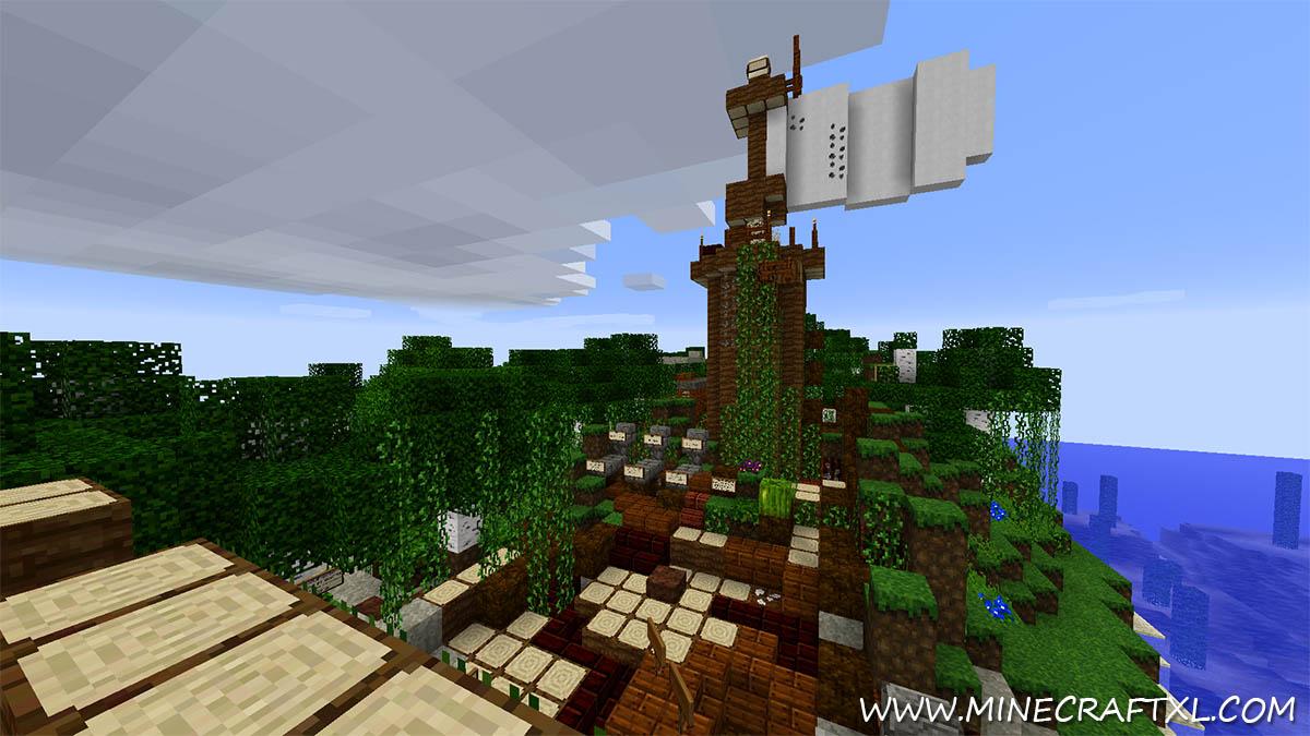 Gloria Adventure Map Download for Minecraft 1.7.2/1.6.4 - MinecraftXL