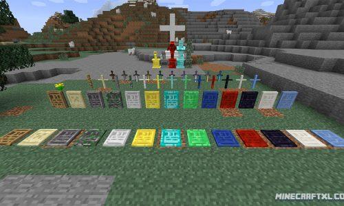 Minecraft Forge API Mods