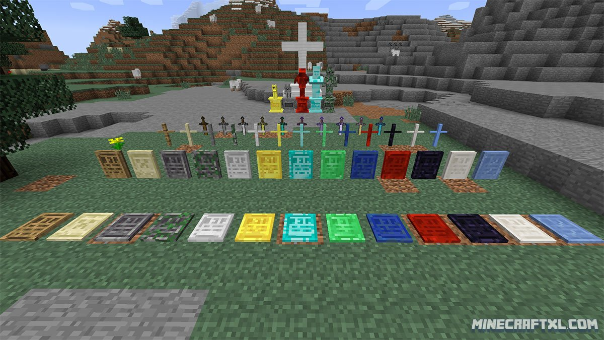 See What You Are Crafting Mod