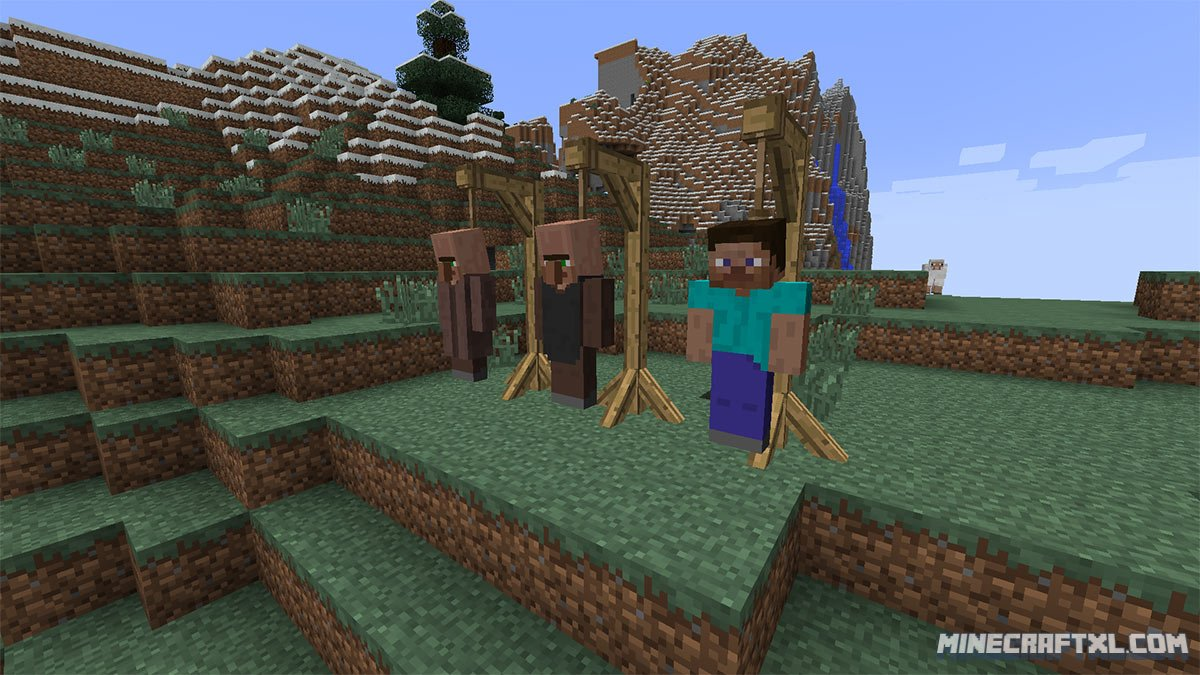 Gravestone Mod Download for Minecraft 1.7.10 - MinecraftXL