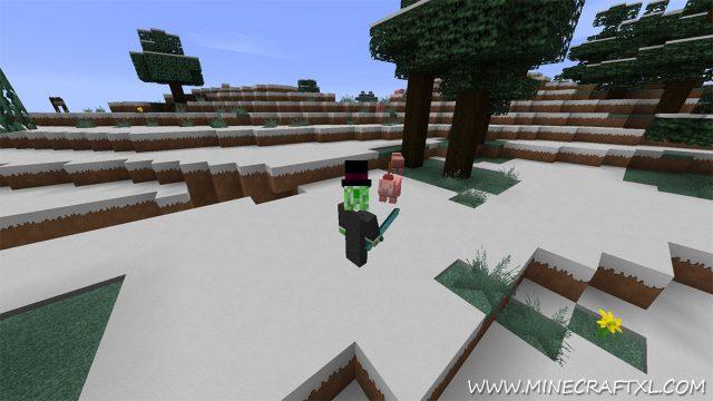 iChun's Hat Mod for Minecraft