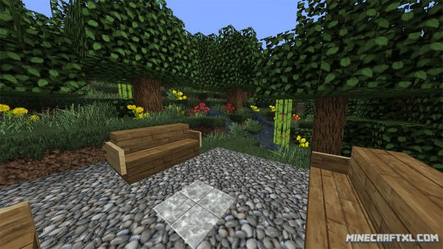 HerrSommer Resource and Texture Pack for Minecraft