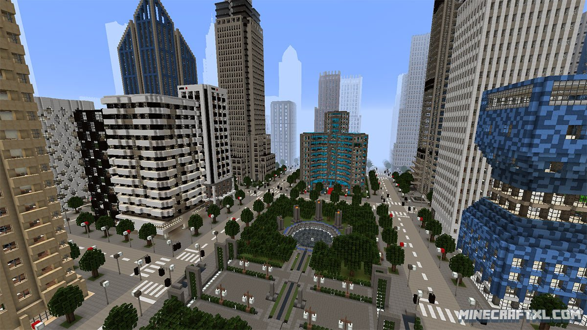 High Rossferry Map  Download for Minecraft 18  17